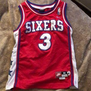76ers Vintage Jersey